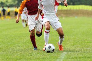 サッカー鍼灸